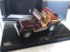 JEEP C7 LAREDO 1995 - 1:43 DIECAST MODEL CAR IXO - CLC189