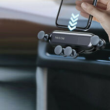 Gravity Phone Holder Car Interior Air Vent Mount Cradle Stand Clip Accessories (Fits: Daewoo)