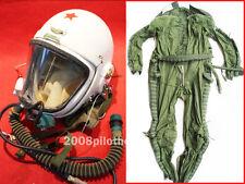 Flight Helmet High Altitude Astronaut Space Pilots Pressured< FLIGHT SUIT1# XXL.
