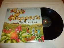Sgt Pepper's Lonely Hearts Club Band - 1978 Reino Unido 9-Track Vinilo Lp