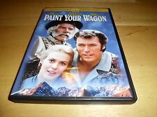 Paint Your Wagon (DVD, 2001) Clint Eastwood, Lee Marvin; Rare/OOP! 1969 Western