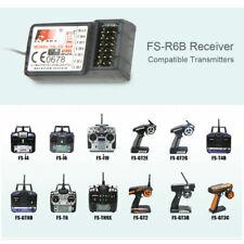 FlySky FS-R6B 2.4Ghz 6CH Receiver for FlySky TH9X FS-CT6B FS-T6 C9M2