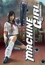 Ultimate Machine Girl: Collectors Tin (DVD, 2010, 3-Disc Set) - B15