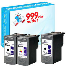 PG-40 and CL-41 Remanufactured ink for Canon Pixma iP2580 iP2400 - 3 Pack