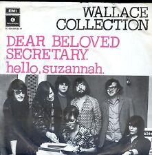 7inch WALLACE COLLECTION dear belove secretary HOLLAND EX