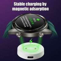 For Huawei-GT Magnetic Charging Cradle Smart Watch Charger USB US Dock Q9I5