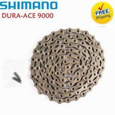 Shimano DURA-ACE CN 9000 HG901 Chain 116 Link Road Bicycle Mountain Bike 11