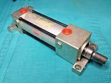 "PHD NPGMS1011/8X2-P Non Rotating Shaft Air Cylinder 1-1/8"" Bore 2"" Stroke NOS"