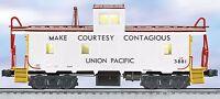 6-27604 UNION PACIFIC CA-4 CABOOSE Lionel (Display Item)