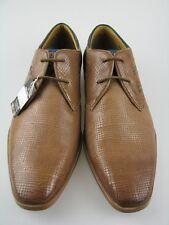 Bugatti Men Bottes 311-82630-2100 Cognac Cuir Hommes Chaussures Boots reißver.