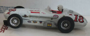vintage 1/32 Strombecker #18 Lloyd Ruby Indy 500 OFFY Roadster