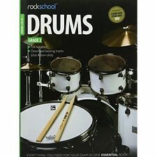 Rockschool Drums Grade 2 (Book/Download Card) 2012-2018
