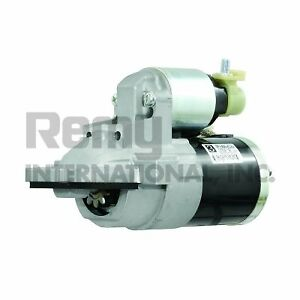 REMY Power Products 16382 Reman Starter