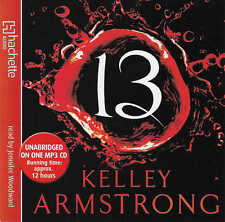 Kelley Armstrong - 13 - Unabridged MP3 CD Audio Book 12 hours