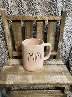 🔥Rae Dunn LL PINK MIMI Mug By Magenta ~ HTF