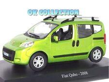 RARE MODEL 1:43 FIAT QUBO - (2008) + COPERCHIO BOX RIGIDO (84)