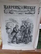 Vintage Print,PRECIOUS JEWEL,Harpers,Nast,1874 #2