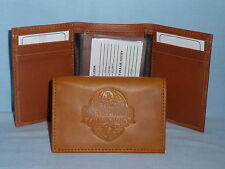 FLORIDA STATE SEMINOLES 2013 National Champions LEATHER TRIFOLD WALLET   New br2