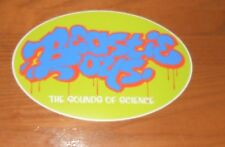 Beastie Boys The Sounds of Science 1999 Promotional Sticker