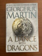 A Dance with Dragons By George RR Martin 1st Edition First Printing 2011