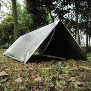 Outdoor Emergency Camping Folding Portable Tent