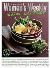 Slow-Cooker by Susan Tomnay, The Australian Women's Weekly (Paperback, 2010