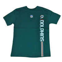 NFL Miami Dolphins Sideline Power Left Youth Tshirt Tee Fins DK4063
