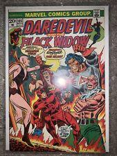 DAREDEVIL AND THE BLACK WIDOW #105 ORIGIN OF MOONDRAGON MARVEL COMICS