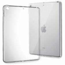 """New iPad 9.7""""/ Pro 10.5"""" 2017 Transparent Clear Silicone Soft Gel TPU Case Cover"""