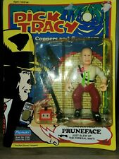Dick Tracy Pruneface Coppers and Gangsters Action Figure Vintage 1990