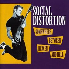 Social Distortion - Somewhere Between Heaven & Hell [New CD]