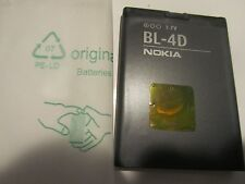 ORIGINAL NOKIA BL-4D Li-ion BATTERY E5, E7, N8, N97 Mini