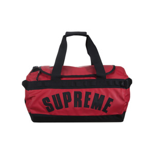 Supreme / TNF / Arc Logo / Duffle Bag / Red - Relisted Due To Time Waster