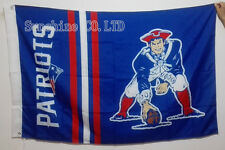 New England Patriots Flag hot sell goods 3X5FT 150X90CM Banner brass metal holes