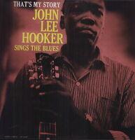 John Lee Hooker - That's My Story [New Vinyl] UK - Import