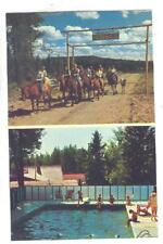 Grattan's Big G Guest Ranch, Lone Butte,  British Columbia, Canada, 50-60s