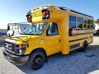 2008 Ford E-450 Bluebird 27 Passenger 6.0L Diesel School Bus Micro Bird ONLY 61k