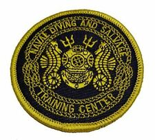USN NAVAL DIVING AND SALVAGE TRAINING CENTER PATCH PANAMA CITY BEACH FL FLORIDA