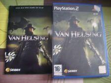 VAN HELSING ( PLAYSTATION 2 - SONY ) COMPLET