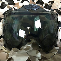 NEW Dye Invision & I3 Thermal Anti-Fog Paintball Goggle Mask Lens - Smoke