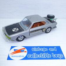 Mebetoys 1:43 | Vintage BMW 2800 CS Alpina #24 - Grey Silver A63