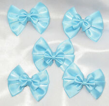 Polyester Satin Ribbon Double Bows Top Quality 10 Pack USA SELLER