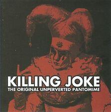 KILLING JOKE - The Original Unperverted Pantomine (LIMITED EDITION) CD+DVD