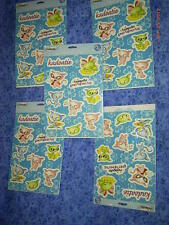 5 sheets Neopets Kadoatie JUMBO stickers w/ RARE ITEM CODE party favor acid free