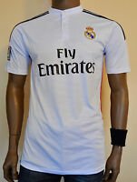 NWT Real Madrid Home Soccer Jersey Fly Emirates