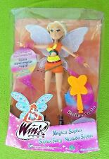 WINX CLUB DELUXE DOLL: STELLA, SOPHIX FAIRY (MUÑECA, MAGICA) BRAND NEW IN BOX
