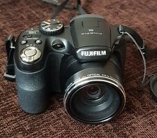 Fujifilm FinePix S Series S1600 12.2MP Digital Camera - Black
