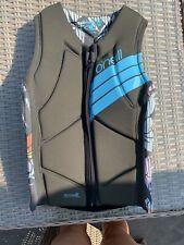 2020 O'NEILL Baylen SLASHER wakeboard Impact Vest Womens 14uk (RRP£109)