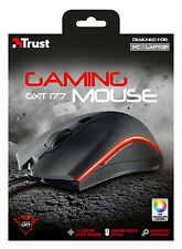 TRUST 21294 GXT177 PRO GAMING MOUSE WITH EXTREME 14400DPI PRECISION LASER SENSOR
