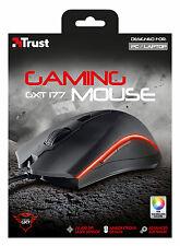 TRUST 21294 gxt177 Pro Gaming Mouse con estrema precisione 14400dpi Sensore Laser